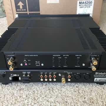 McIntosh MA5200