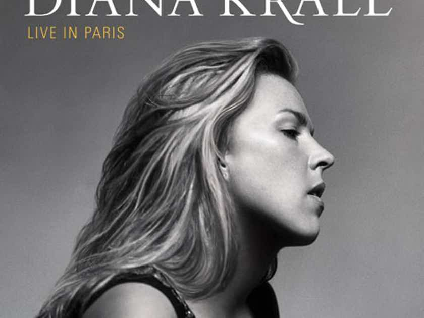 Diana Krall Live in Paris Limited Edition ORG 180g 45rpm 2LP