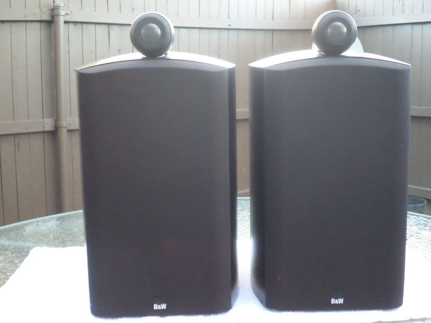 B  W Bowers and Wilkins 805S Excellent Condition