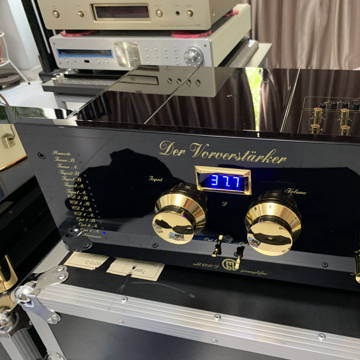 MBL 6010D Flagship Reference Preamplifier