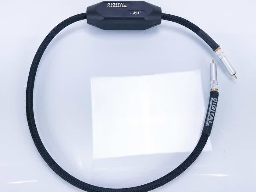 MIT Digital Reference RCA Coaxial Digital Cable; Single 1m Interconnect (17794)
