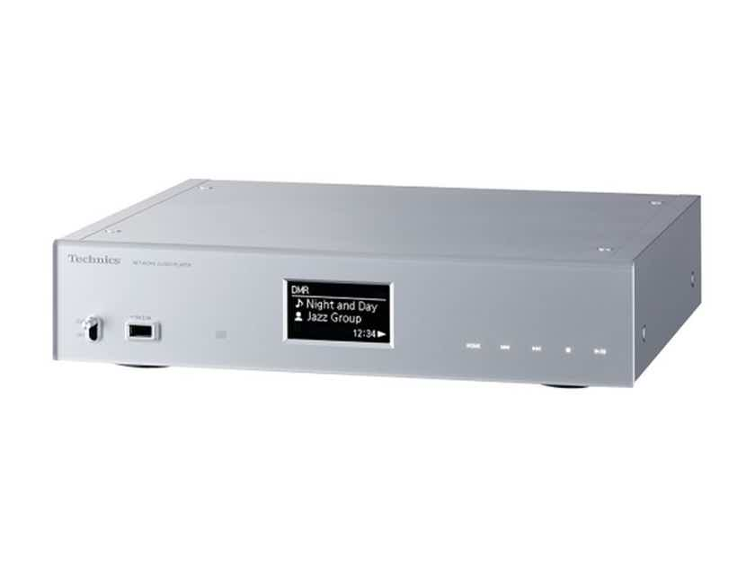 Technics ST-C700 Network Streamer; STC700; Silver; Airplay (New) (21236)