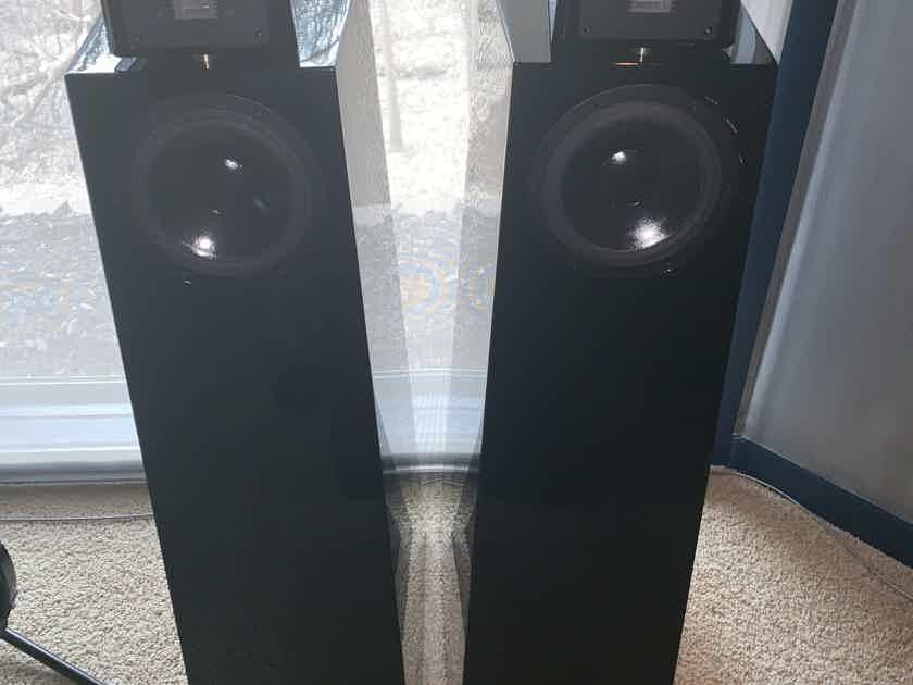 Kaiser Acoustics Kawero Piano Black
