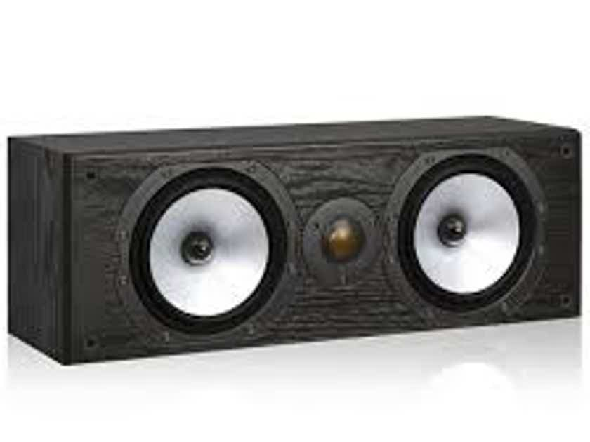 Monitor Audio MR Center Channel Speaker: NEW-In-Box; 5 Year Warranty; 50% Off