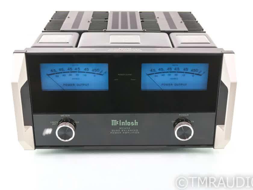 McIntosh MC452 Stereo Power Amplifier; MC-452 (29187)