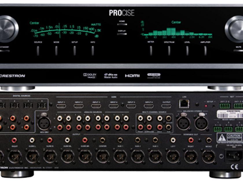 PROCISE 7.3 Hi-Definition Professional Surround Sound Processor - Crestron