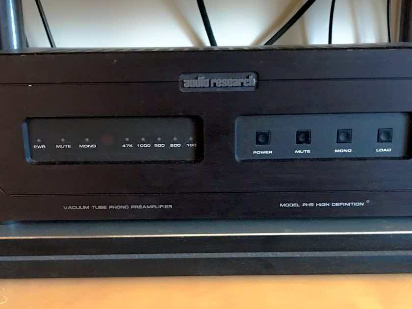 Audio Research PH5 Phono Pre Amp