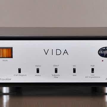 VIDA - LCR type phono stage
