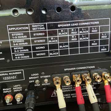 VAC 300.1 Tube Amplifier