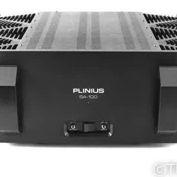 SA-100mkII Stereo Power Amplifier