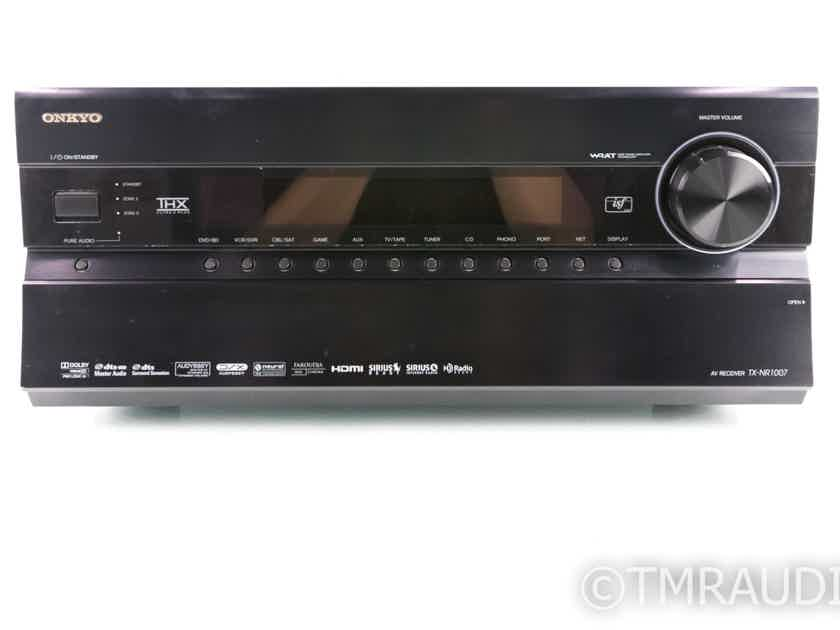 Onkyo TX-NR1007 11.2 Channel Home Theater Receiver; NR1007; MM Phono (19280)