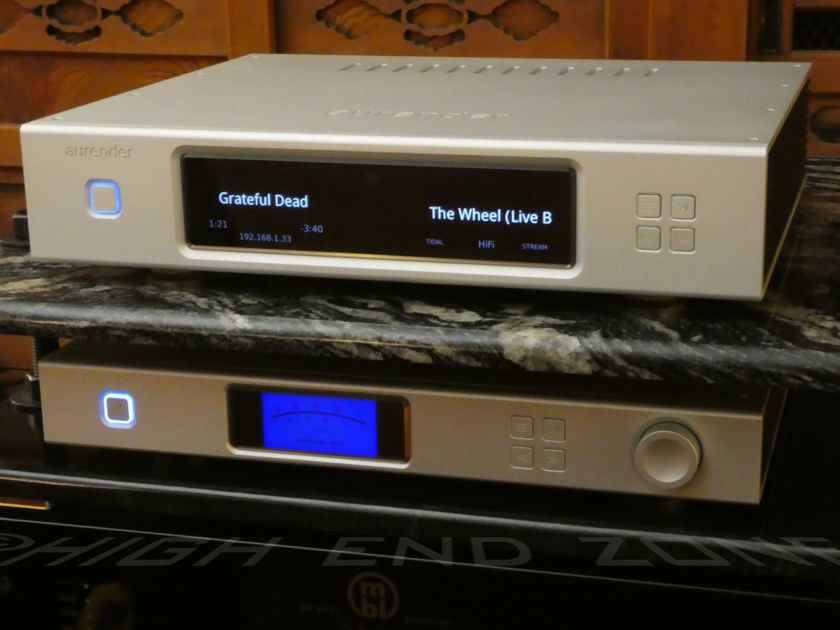 Aurender N10 4TB in Like New Condition