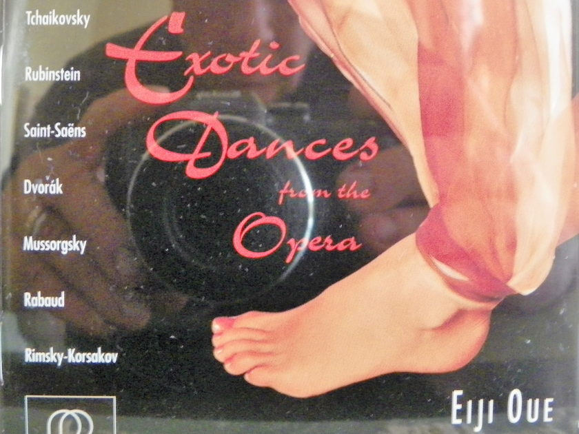 EIJI OUE - EXOTIC DANCES FROM THE OPERA HDCD AUDIOPHILE CD