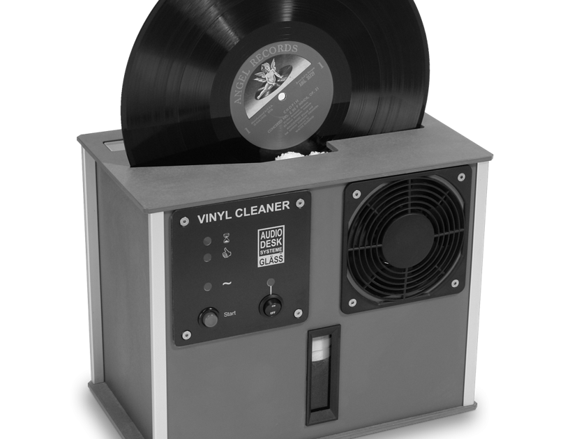 Audio Desk Systeme Ultrasonic Vinyl Cleaner (New) (17846)
