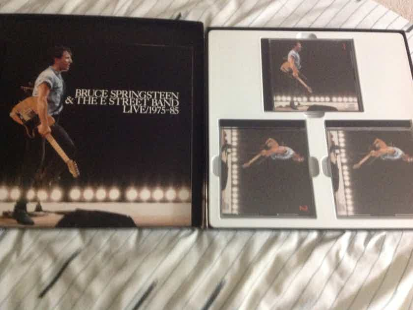 Bruce Springsteen & The E Street Band Live/1975-1985 Box Set