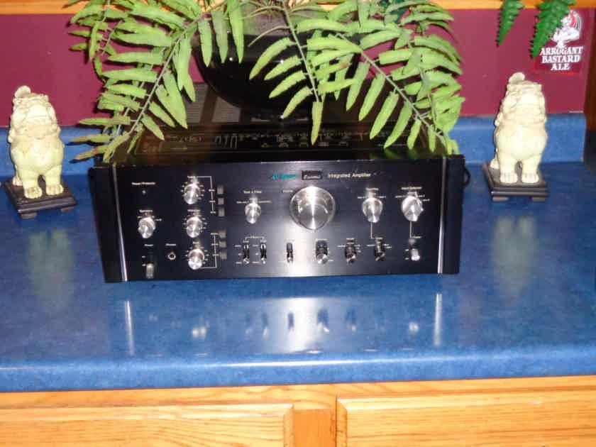 Sansui AU9900A Rare Vintage Audio Art
