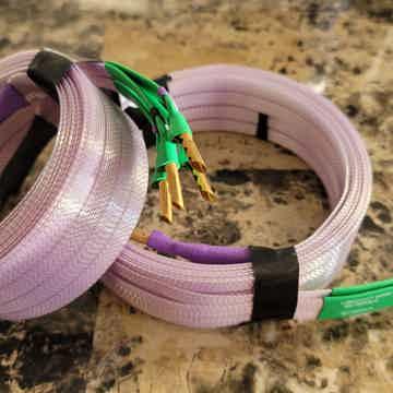 Nordost Frey 1 Speaker Cables, Banana,  Bi Wire, 3 Meters
