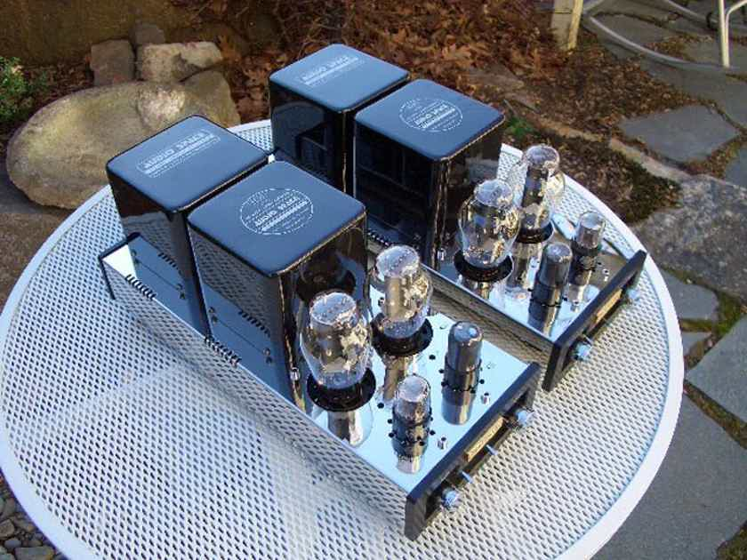 Audio Space 6m-300Bpp 21 watt 300B mono amps