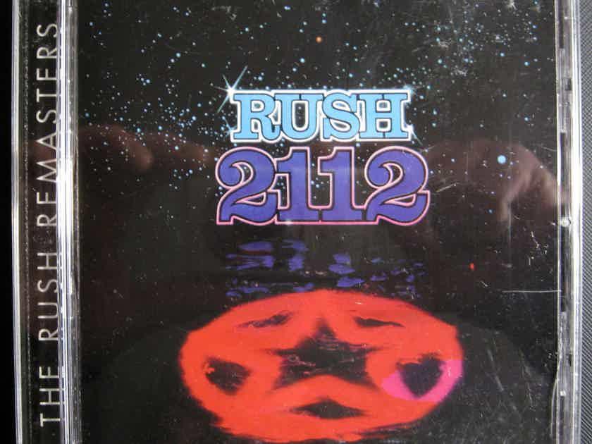 Rush - 2112 -  Remastered Mercury Anthem Records 314 534 626-2