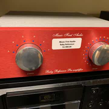 Music First Audio Baby Reference V1 Passive Preamplifier