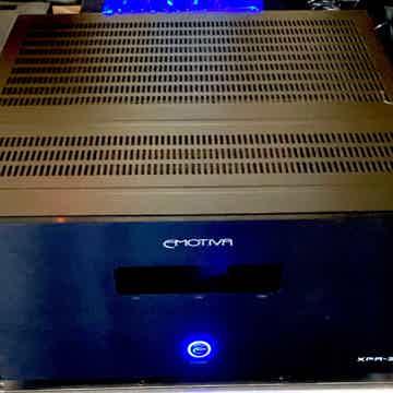 XPA-3 / 3 channel amplifier as new