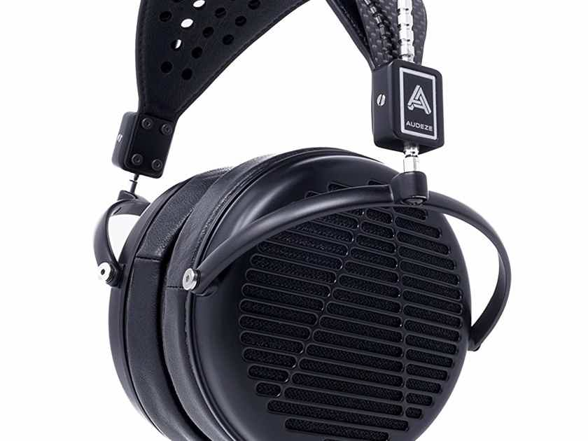 Audeze LCD 4 black rings/black leather