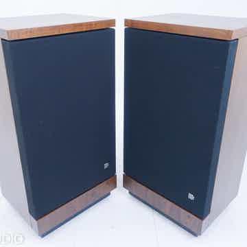 McIntosh XR5 Vintage Floorstanding Speakers Walnut Pair...