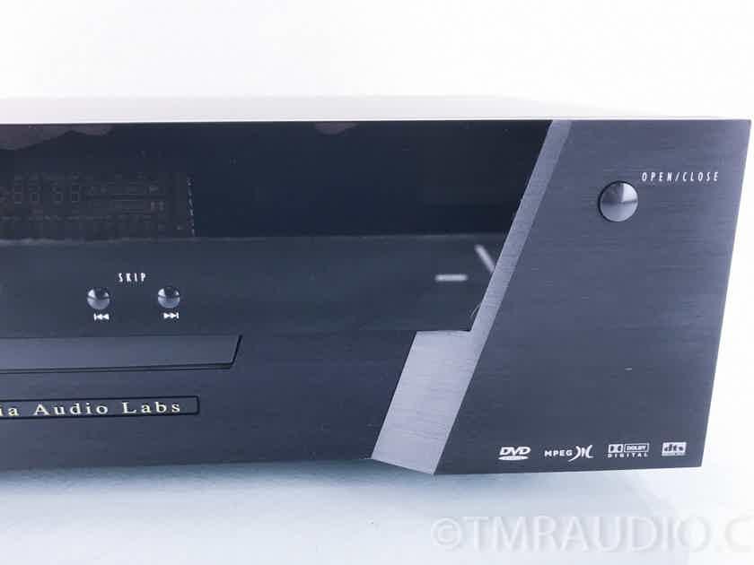 California Audio Labs CL-2500 CD / DVD Player; CL2500; CAL (2424)