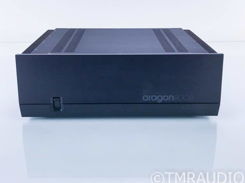 Aragon 8002 Stereo Power Amplifier (17450)