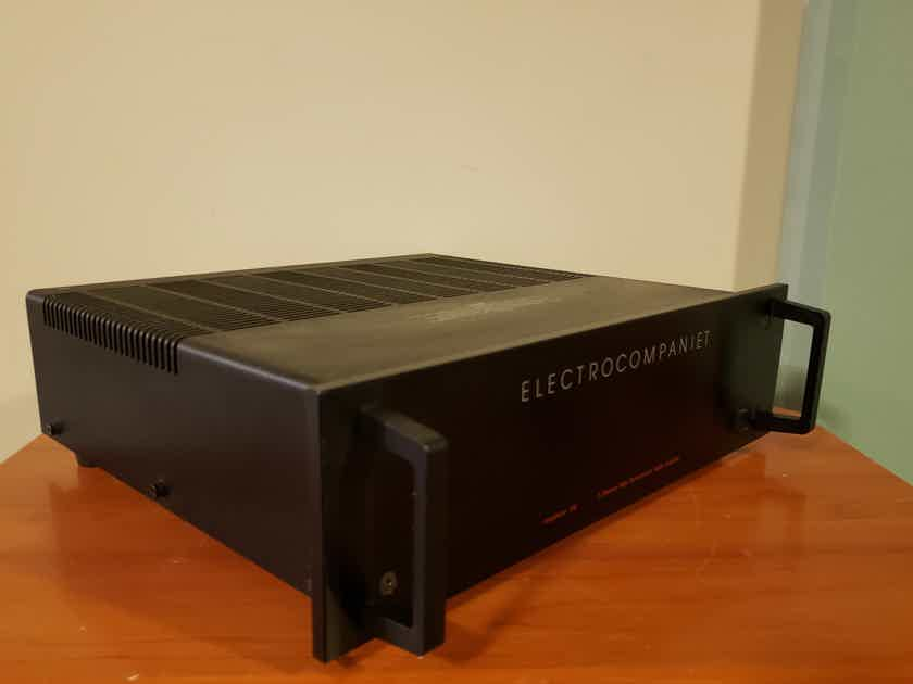 Electrocompaniet Ampliwire 100 (AW-100) Stereo Power Amplifier.