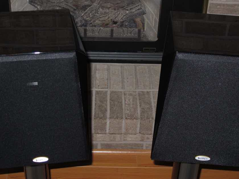 Legacy Audio Studio HD Reference Speakers Pearl Black Brand New