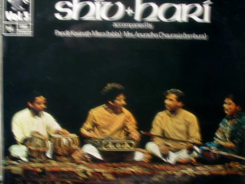 Shiv & Hari Yugal Bandi