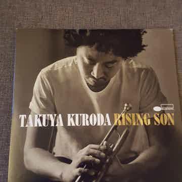 Takuya Kuroda Rising Sun