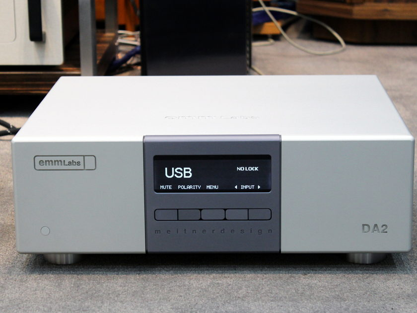 EMM Labs DA2 DSD DAC - Lightly Used
