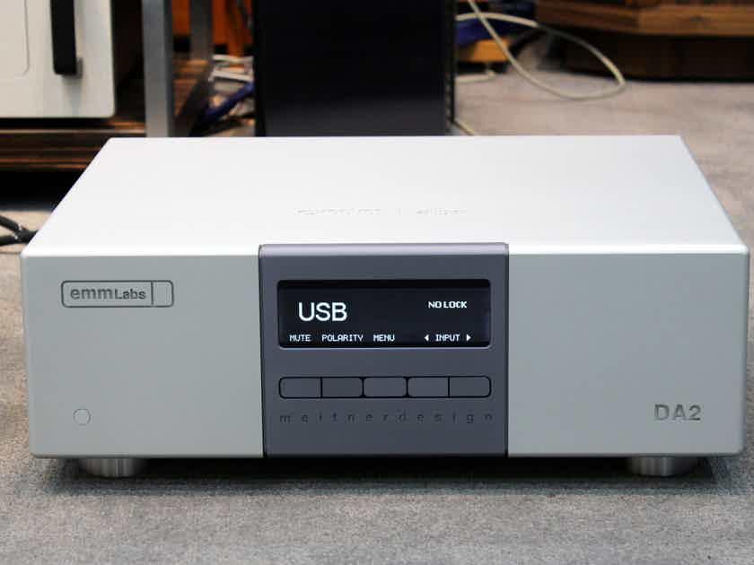 EMM Labs DA2 DSD DAC - DEMO w Warranty!