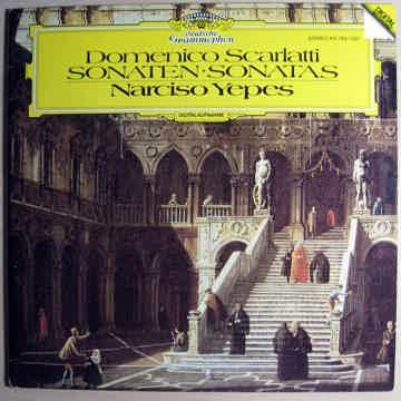 Narciso Yepes, Domenico Scarlatti - Scarlatti Sonatas -...