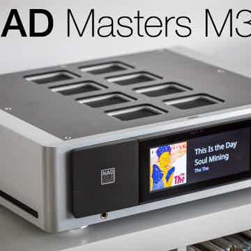NAD New Masters Series M28 also T778, M33 & C298