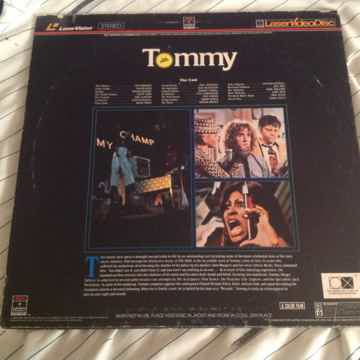 Jack Nicholson Tina Turner  Tommy