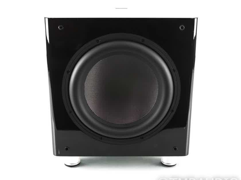 "Sumiko S.10 12"" Powered Subwoofer; Black; S10 - Warranty (27907)"