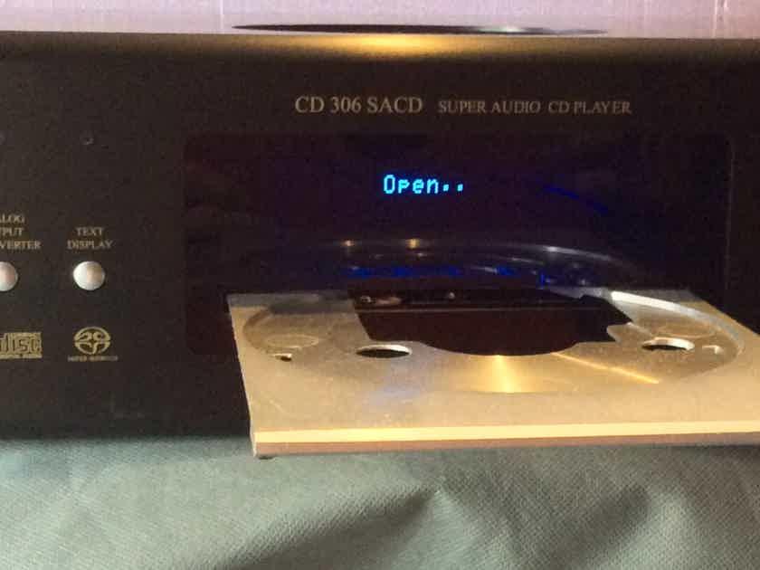 Cary Audio CD-306 SACD CD Player