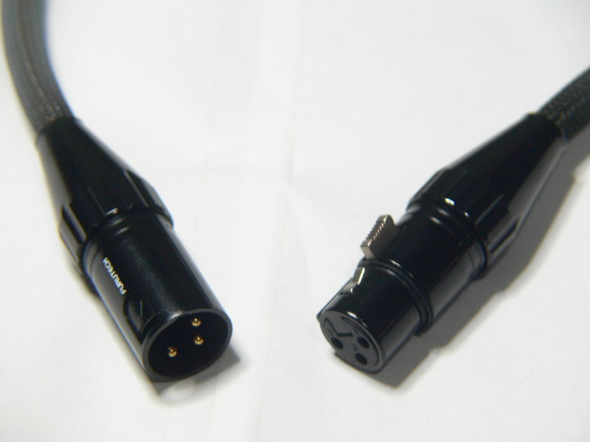Stealth Audio Cables Fineline MkII 0.6M AES/EBU XLR Digital Cable