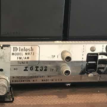McIntosh MR73