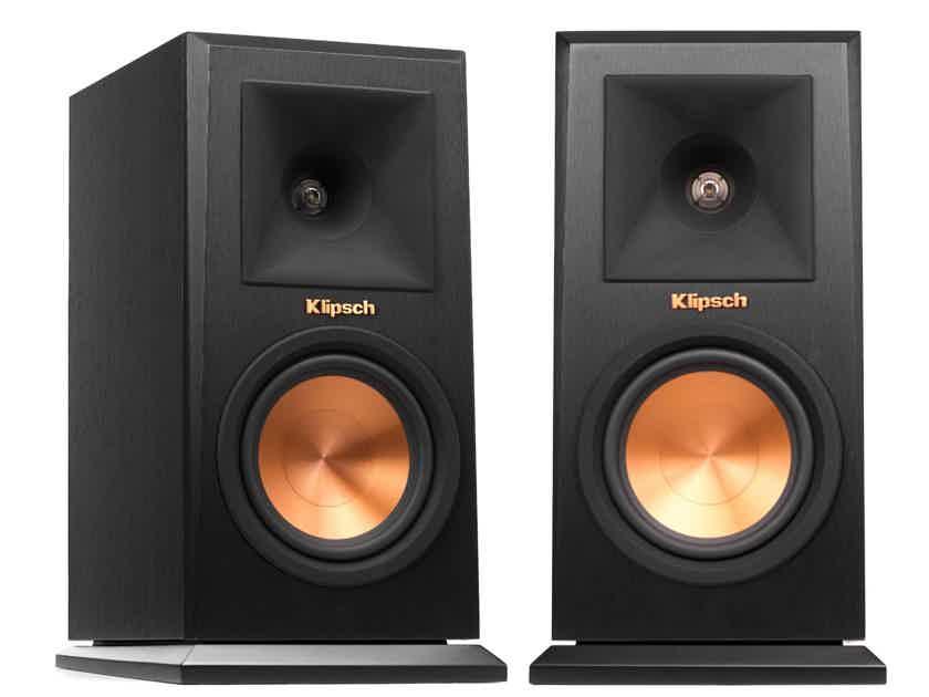 Klipsch  RP-150M Reference Premiere Bookshelf Speakers; Ebony; New; Open box (2620)