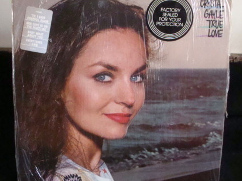 Crystal Gayle  - True Love Mint, Sealed