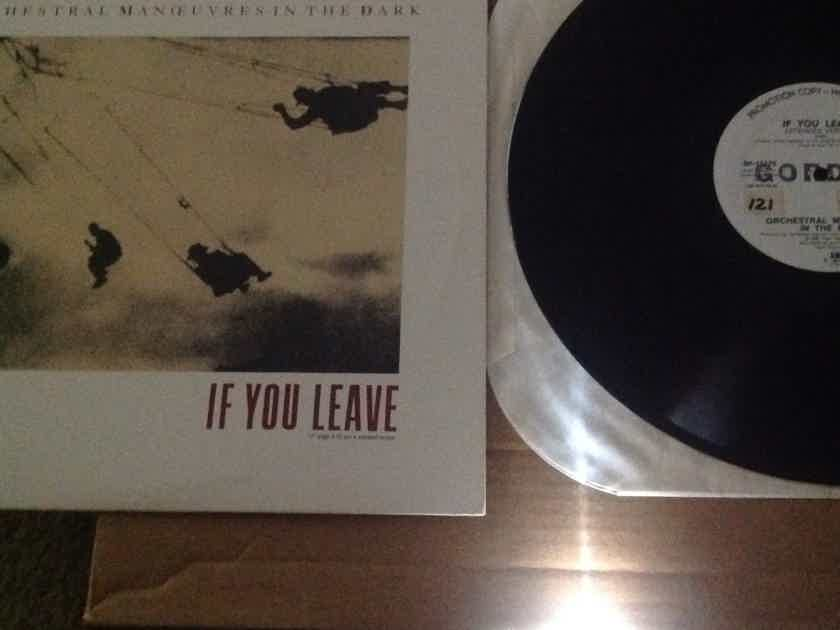 Orchestral Manoeuvres In The Dark - If You Leave Extended Version  Promo 12 Inch Quiex Audiophile 45 RPM Vinyl NM
