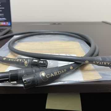 Golden Reference Interconnect Cable (1 mtr - XLR)