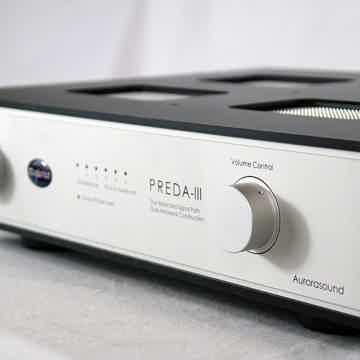 PREDA III Pre Amplifier