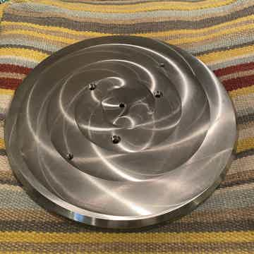 Technics SP10MKII Stainless Steel Platter