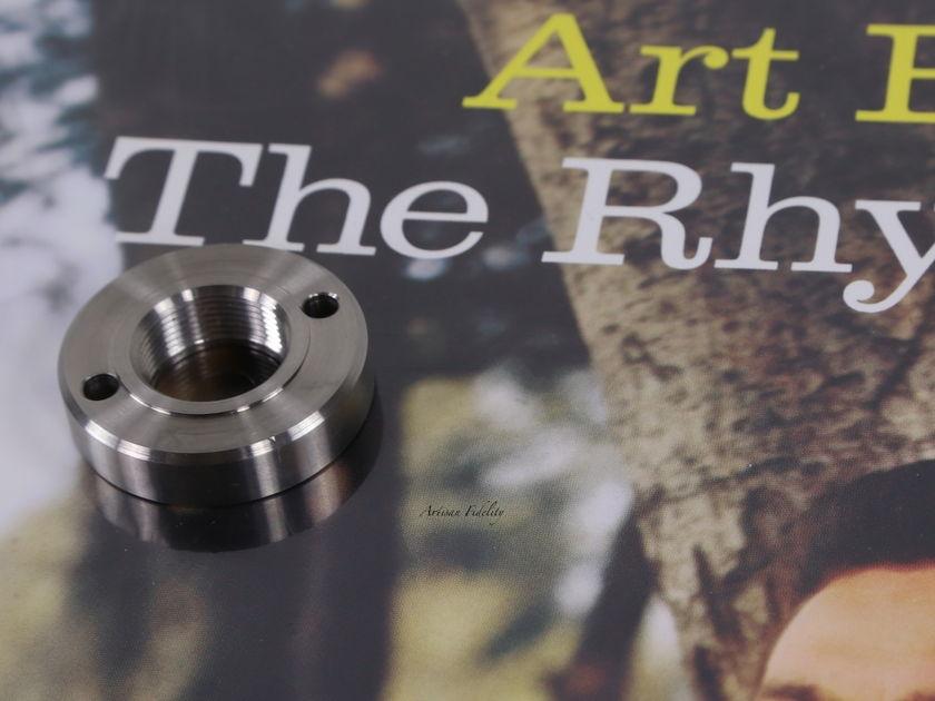 Technics Sp10Mk3 Precision Austenitic Factory Platter Lock Ring