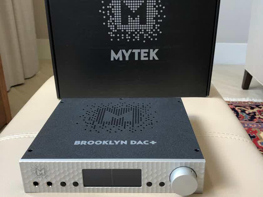 Mytek Brooklyn+ DAC